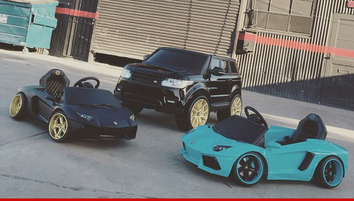 chris brown hulk lambo