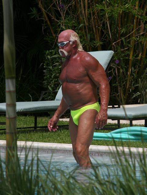 hulk hogan naked
