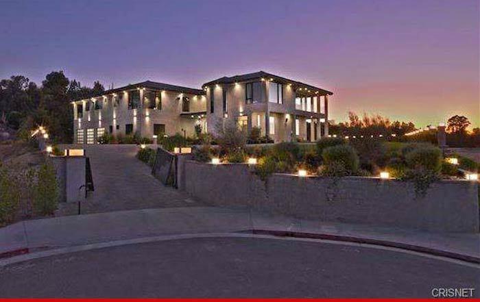 Maserati Los Angeles >> Chris Brown -- Home Invasion Robbery ... Hostage Held in Closet | TMZ.com