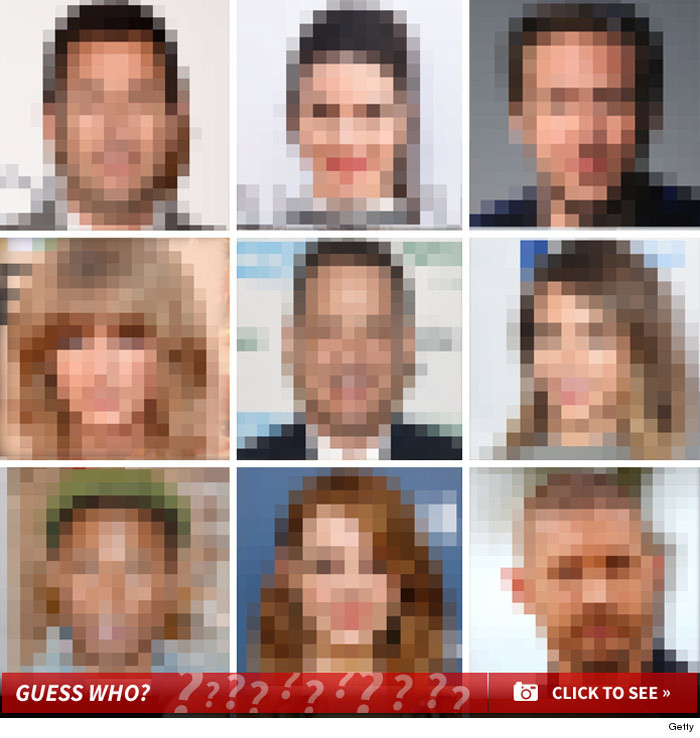 Guess The Pixelated Peeps -- Test Your 8-Bit Expertise