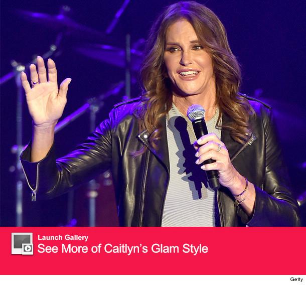 See Caitlyn Jenner Do Her 'Best Feminine Voice' For Kim