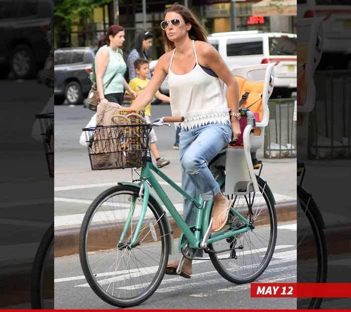 Rachel Uchitel -- All Points Bulletin For Stolen Bike