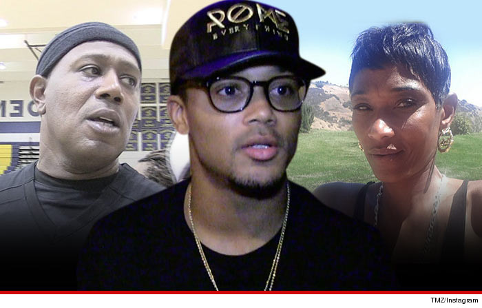 Master P's Wife Sues Son Romeo Dad Using Our Son to Screw ...