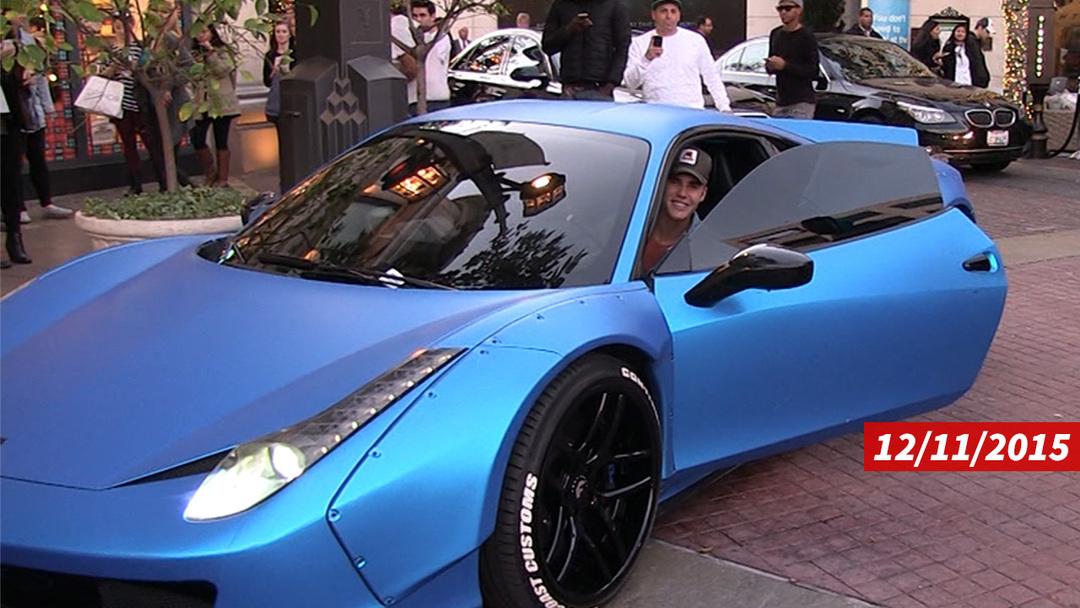Justin Bieber S Cars Suvs Are Pure Drool