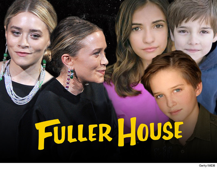 Full house ages