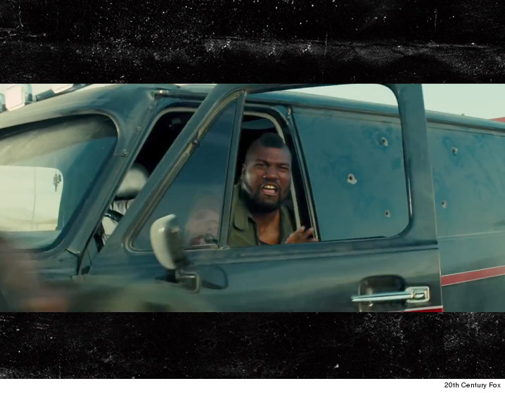 Rampage Jackson I Can Finally Take The A Team Van Out Of