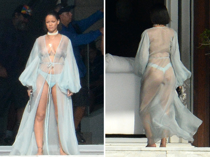 Tmz Rihanna Nude 97