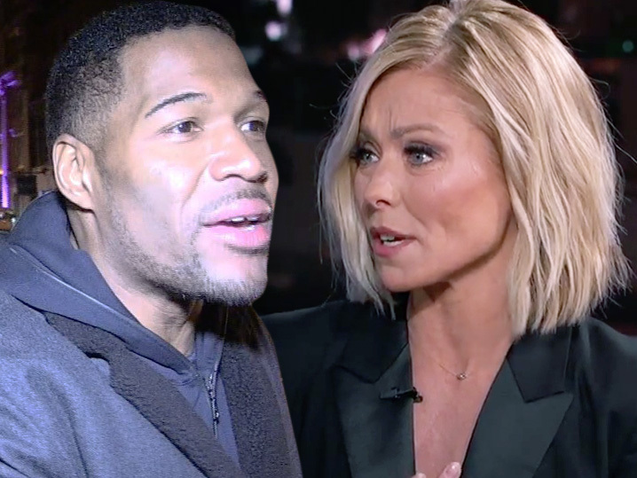 michael strahan was sick of the sniping he wanted to