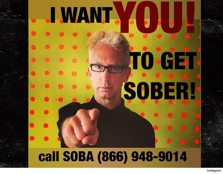 Andy Dick Sobriety 103
