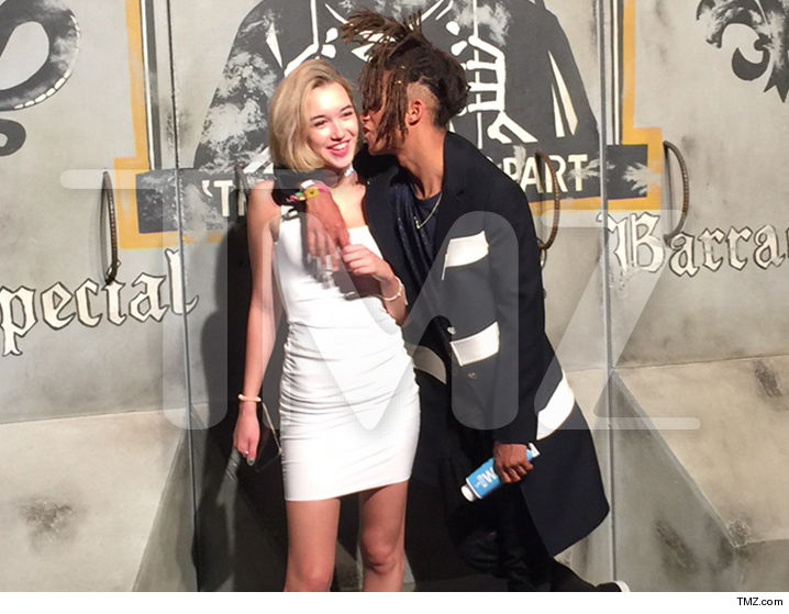 Jaden smith banned from dating kylie jenner