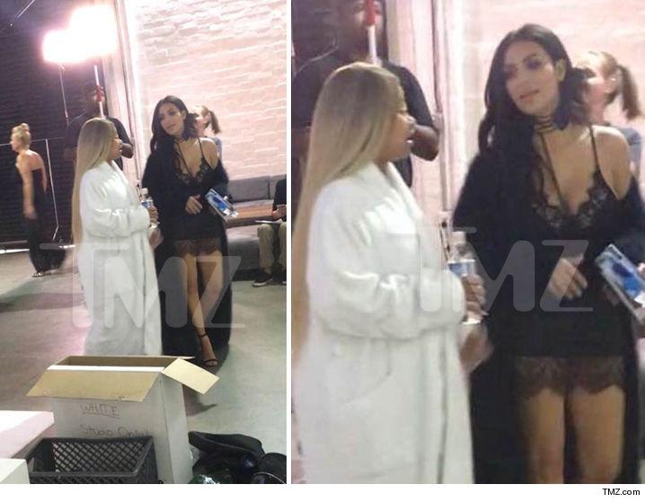 Kim Kardashian — Let Me Show You How To Break The Internet