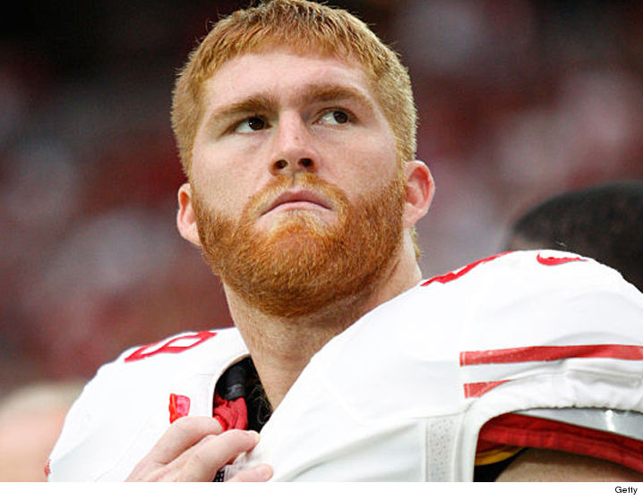 49ers Player Arrested for Assault, Cut From Team