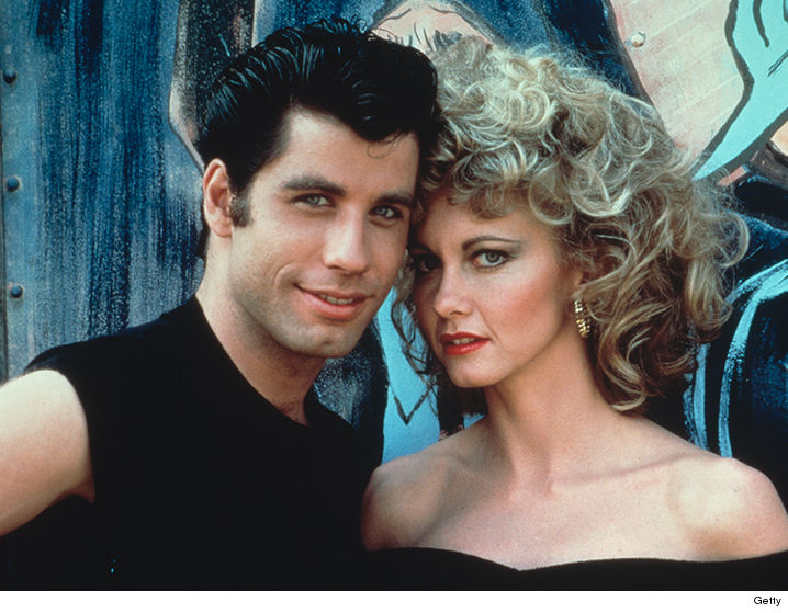 John Travolta And Olivia Newton John Grease Video