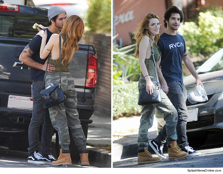 Tag Tyler Posey Page 1 Bella Thorne Fansite