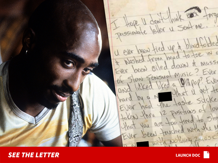 How To Write A Love Letter To Someone In Jail.Tupac Drippingly Sexual Love Letter Could Fetch Over 25 000
