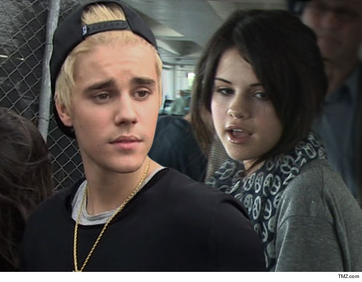 Justin reacts to selena dating zedd