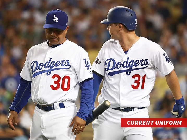 01c84677 Tommy Hilfiger wants to re-do the Dodgers uniform - Main Stage - The ...