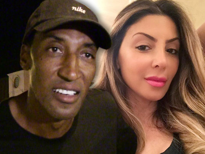 Scottie and Larsa Pippen aren't in any rush to finalize their divorce -- in  fact, they're trying to get back on the road to love... TMZ has learned.