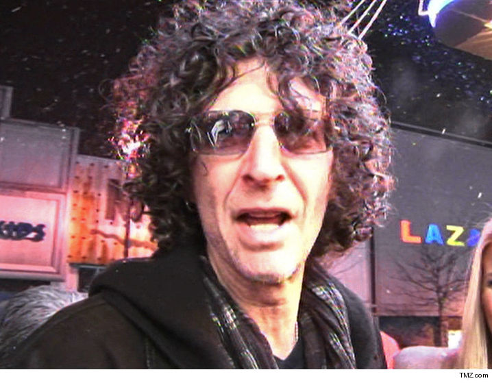 'Howard Stern Show' Sued for Airing Woman's Convo with IRS ...