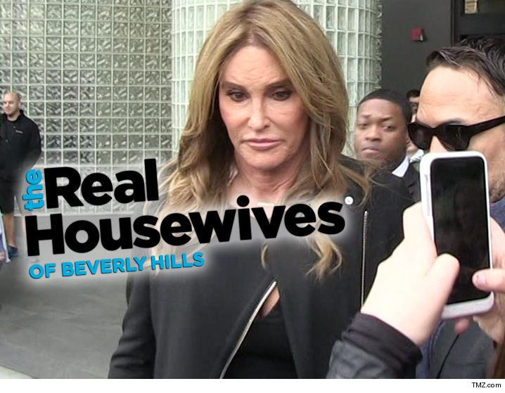 Caitlyn Jenner Would Consider Joining Real Housewives of