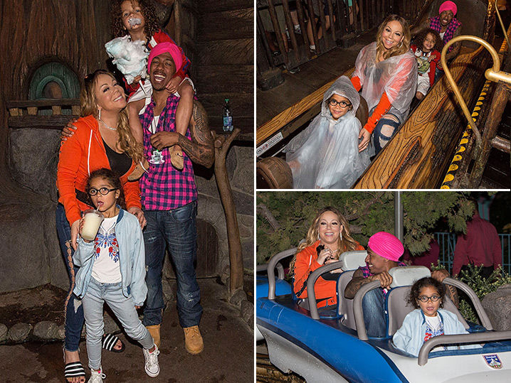 Mariah Carey & Nick Cannon Drop Fortune on Twins' 6th Bday ...