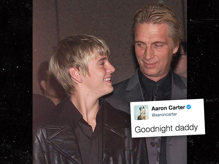 Nick & Aaron Carter's Dad Dead at 65   TMZ.com
