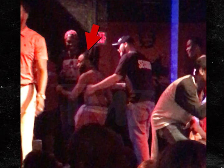 Ying Yang Twins Member Kaine Appears Drunk At Little Rock